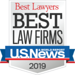 "WESTON HURD RECOGNIZED BY U.S. NEWS-BEST LAWYERS ""BEST LAW FIRMS"" 2019"