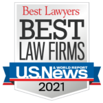 "Weston Hurd Recognized in U.S. News/Best Lawyers® as a 2021 ""Best Law Firm"""