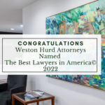 Weston Hurd Attorneys Recognized in The Best Lawyers in America© 2022